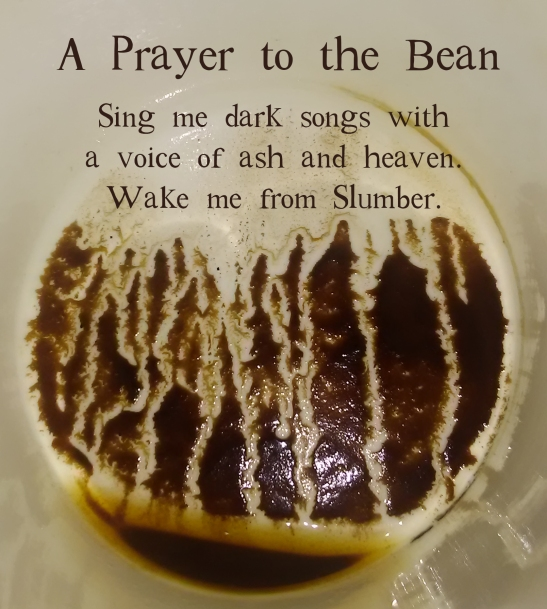 A Prayer to the Bean