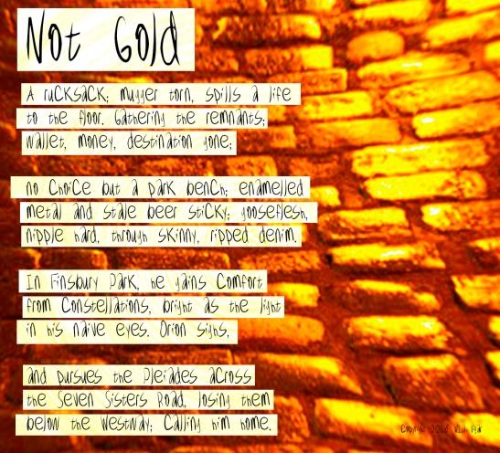 Not Gold