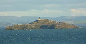 300px-Inchkeith_from_Pettycur_Bay,_Fife
